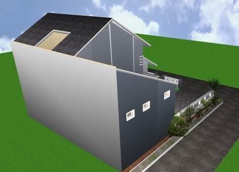 desain rumah minimalis 2 lantai ukuran 7 x 15