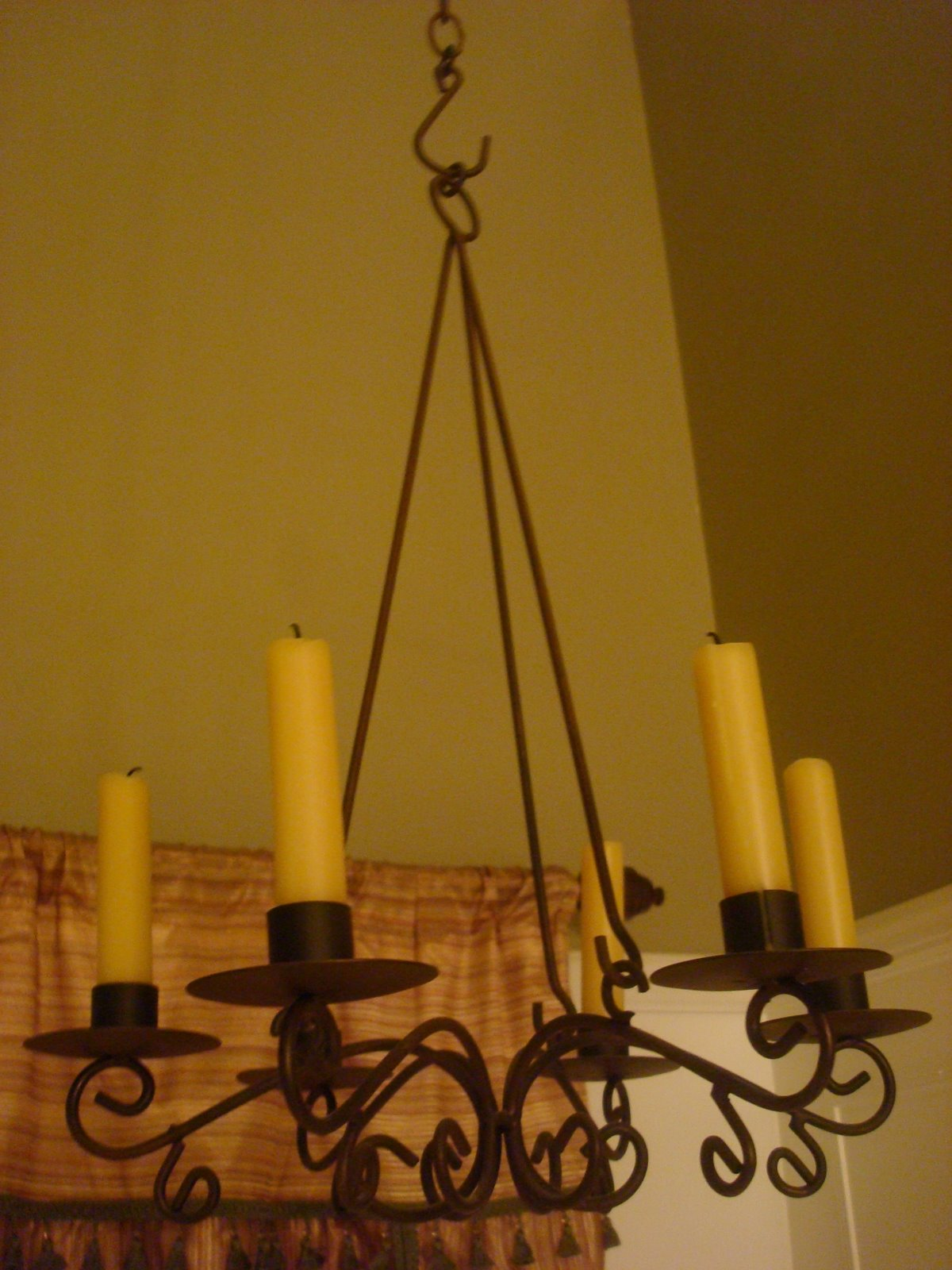 scrolly candelabra