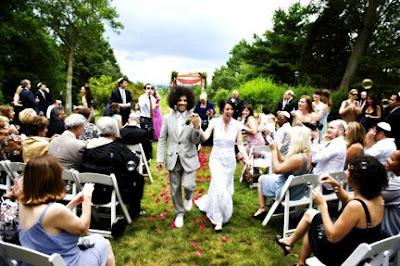 Real wedding: Brett + Adam 10