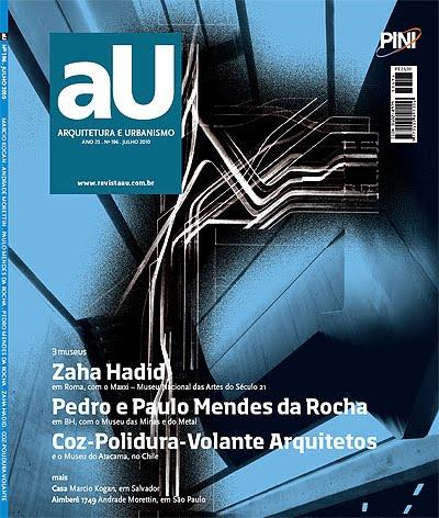 Revista Arquitetura E Urbanismo Pdf