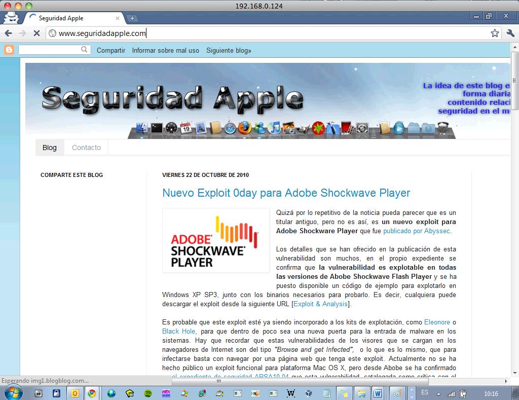 Seguridad Apple Conexion Rdp Desde Mac Os X A Sistemas Windows