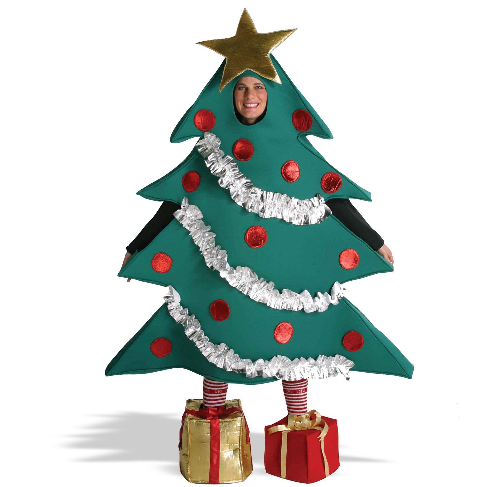 Christmas Tree Dress Costume: Mighty Lists: 12 People Dressed As Christmas Trees