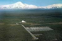 HAARP secret military science experiment in Alaska