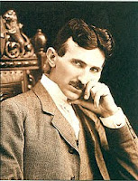 Nikola Tesla, Austrian scientist and pioneer inventor