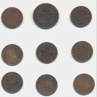 British India Coins East India And British India Coins