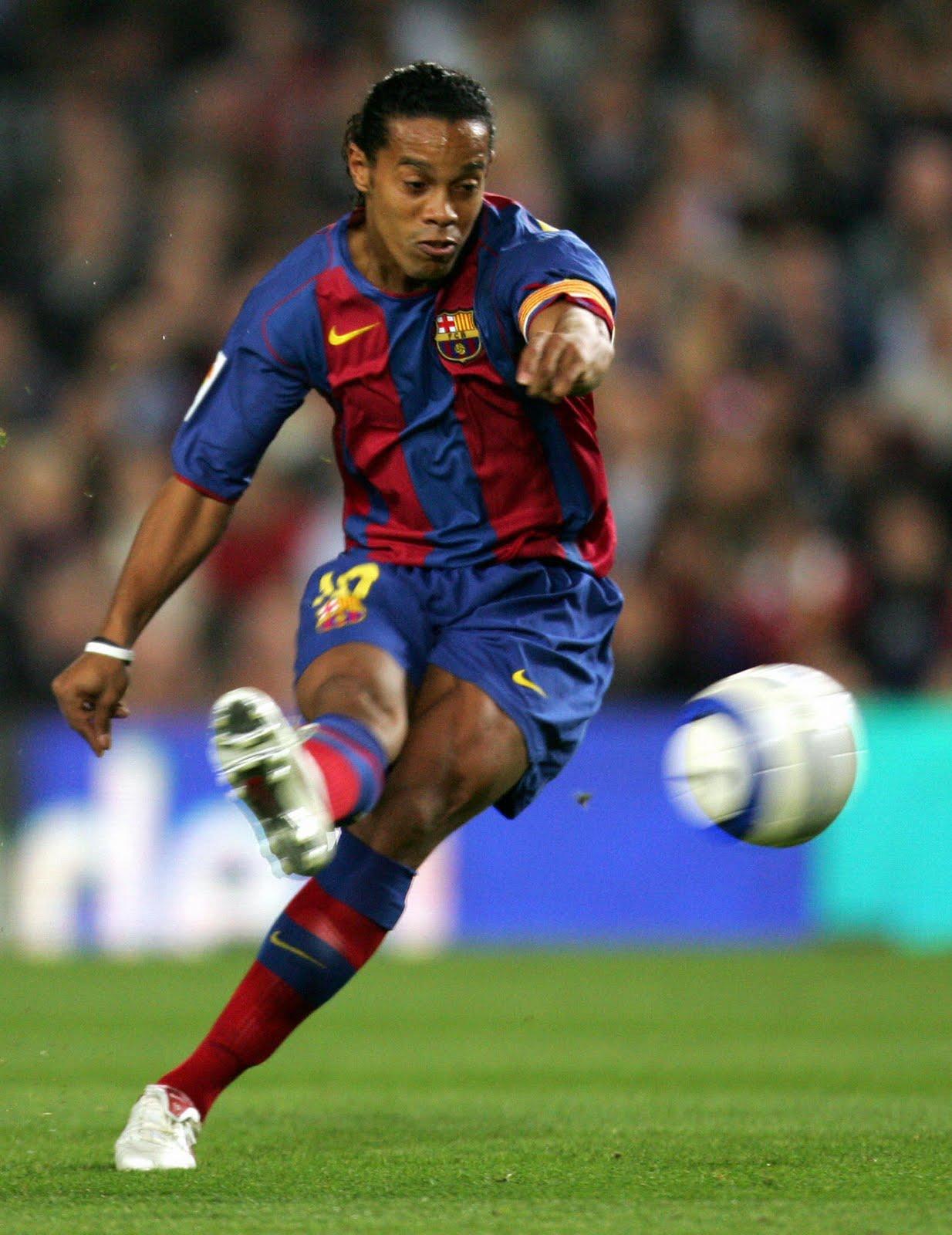 Ronaldinho De Soccer 7