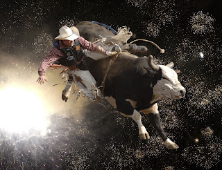 Rodeo Action Photos Sam Smith And Reindeer Fly Me To The