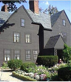 Exploring Historic Houses The House of Seven Gables