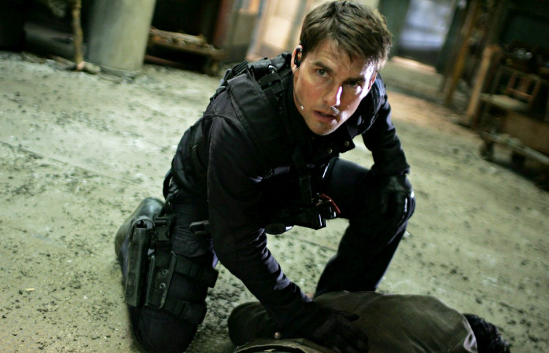 Mission: Impossible 4 Movie Title, Pics, Set, and More