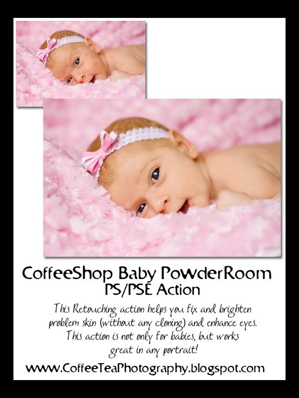 Coffeeshop Blog Baby Powder Room