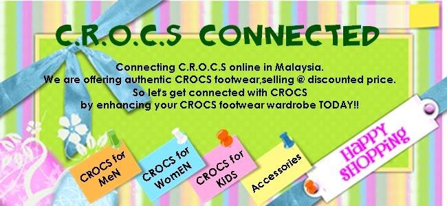 ec9a2adadd98f C.R.O.C.S Connected  Ready Stock  Original CROCS OffRoad - Black Red ...