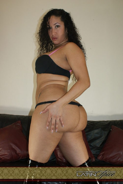 Latin Spice Butt 84