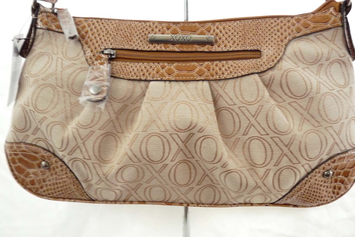 SHOP A LOT: XOXO Captivate Snakeskin Handbag-Sold