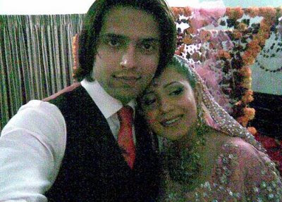 Wedding Pictures Of Fahad Mustafa