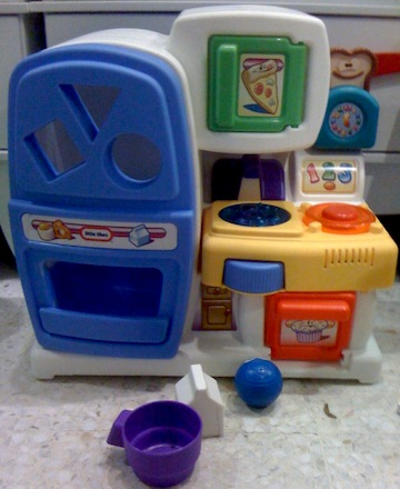 Little Tikes Lights And Sounds Discovery Kitchen