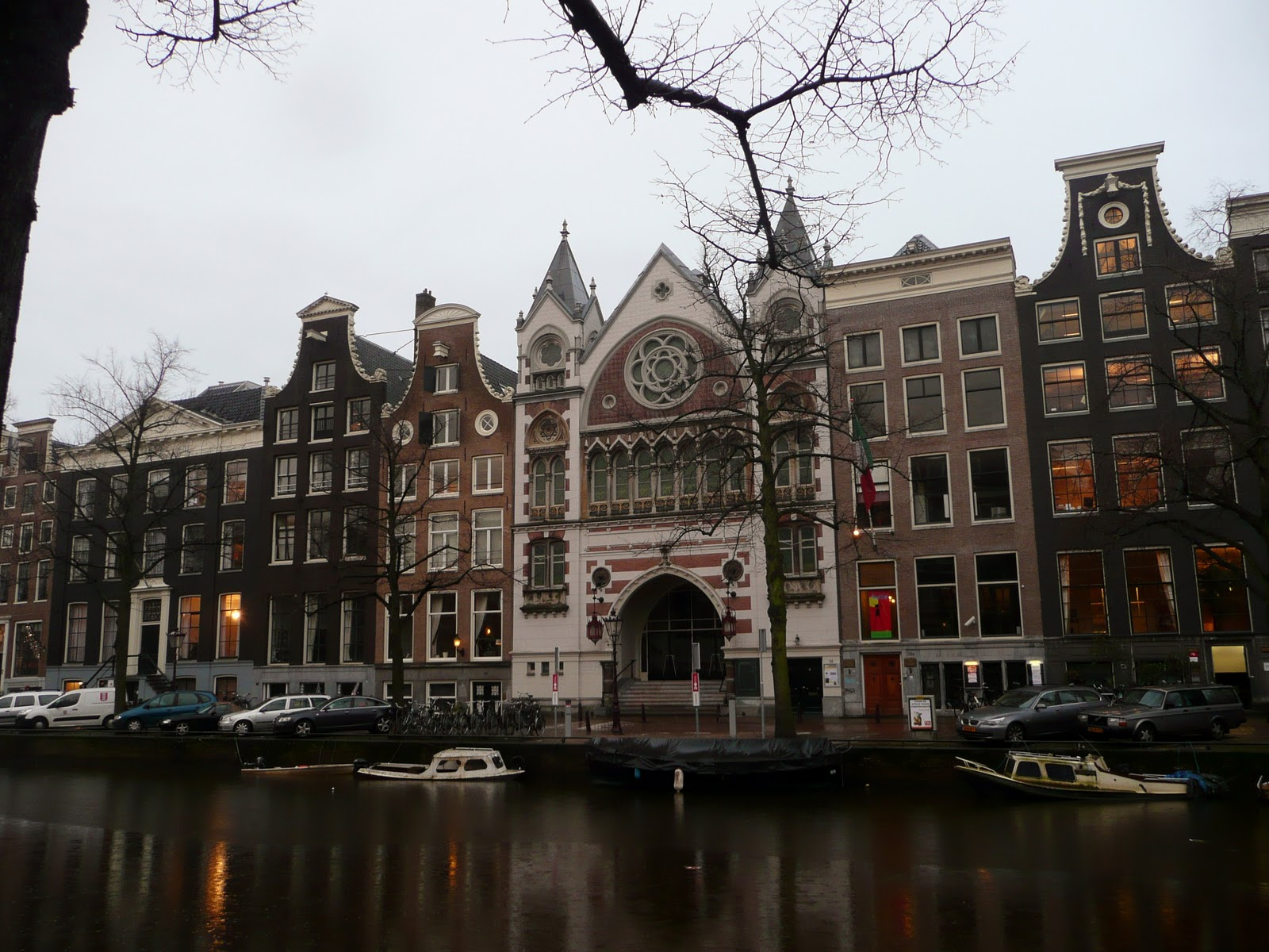 Dutch Architecture Colonial Style Meets PostModernism