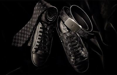 fd4995bce2be Louis Vuitton Damier Graphite Collection.