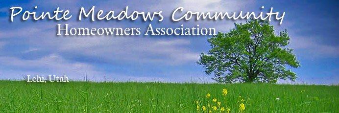 Pointe Meadows Community Hoa Blog