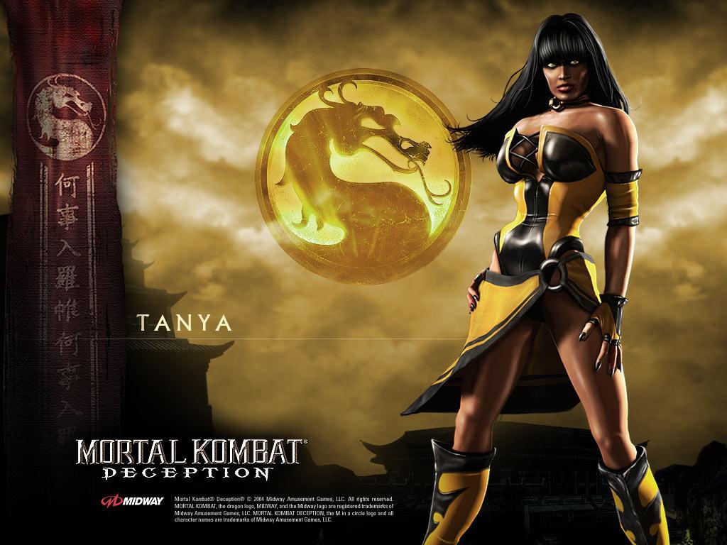 Mortal Kombat Mortal Kombat Female Wallpaper
