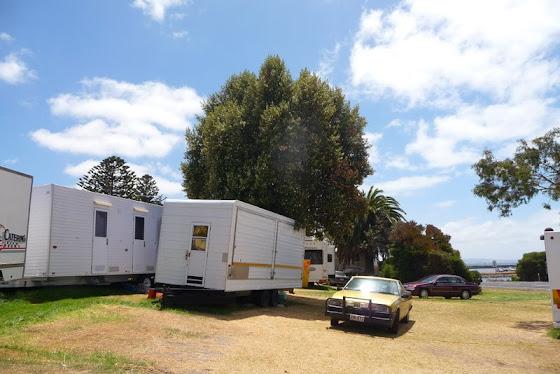 Aquí los trailers donde viviamos