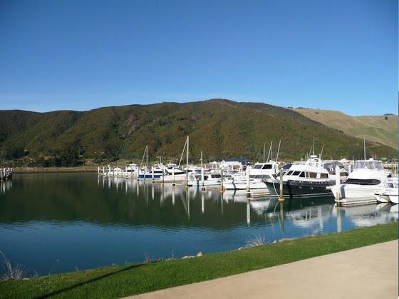 Havelock North en Nueva Zelanda