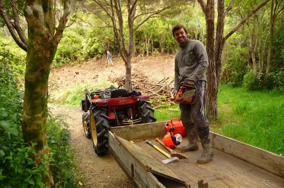 Aquí estoy yo para mover lo que nos pidió Gary en Picton