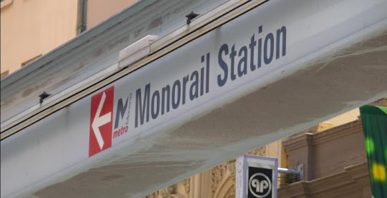 Monorail de Sydney