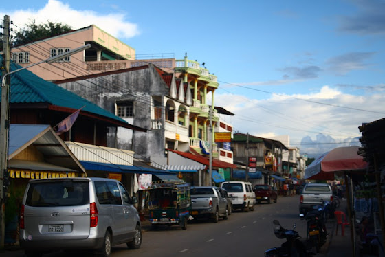 Calles de Laos