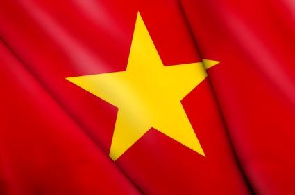 Bandera de Vietnam