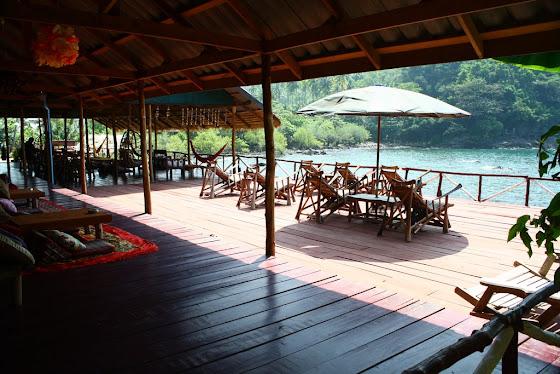 El hostel de Ko Chang