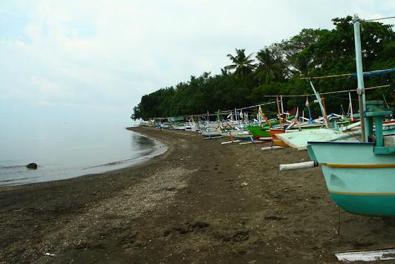 Playa en Lovina