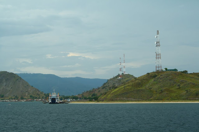 La isla de Sumbawa