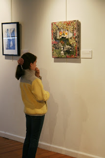 My Very First Real Gallery Opening!
