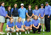 Scottish Girls Team-click to enlarge