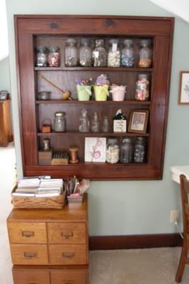 Prairie S Edge Farm My Craft Room
