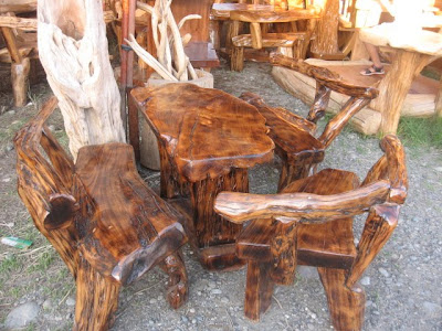 Tanner S World Philippines Natural Wood Furniture