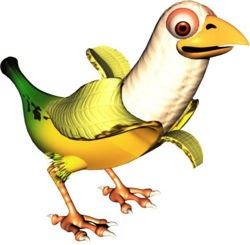 DKC3 - Banana-birds ~ Donkey Kong Country Forever