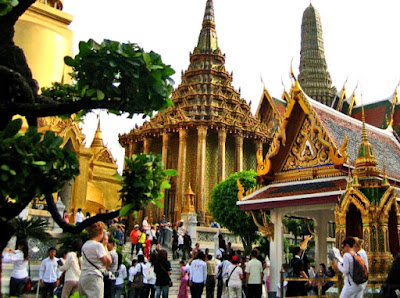 Grand Palace in Bangkok