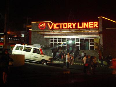 victory liner baguio bus terminal