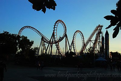 roller coaster philippines