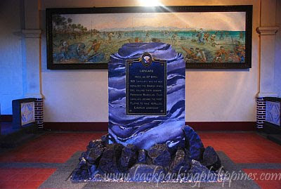 cebu battle of mactan shrine lapu-lapu ferdinand magellan
