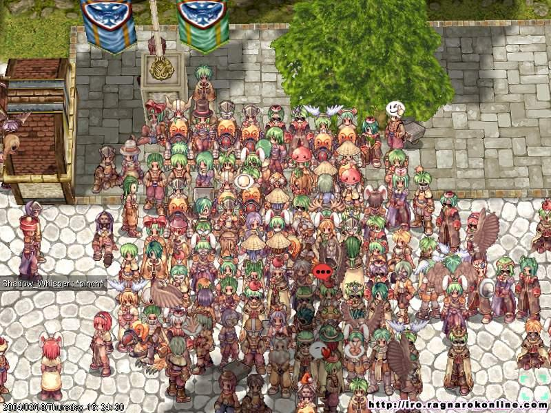 Ragnarok online mobile english patch for korea and taiwan (06/27.