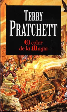El color de la Magia de Terry Pratchett