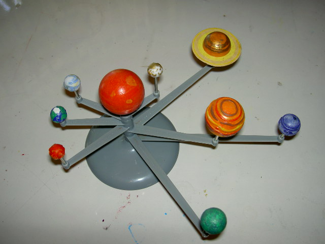 solar system science projects about - photo #40