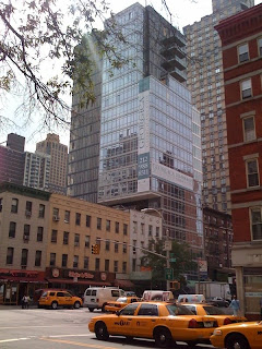 Construction Update: The Georgica: Upper East Side