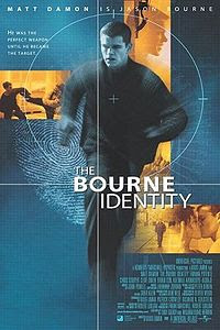 Bourne 1 - The Bourne Identity