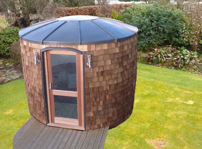 Shedworking O Pod Garden Office