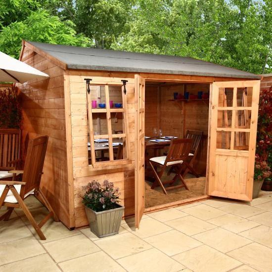Shedworking Writers Cabin Summerhouse