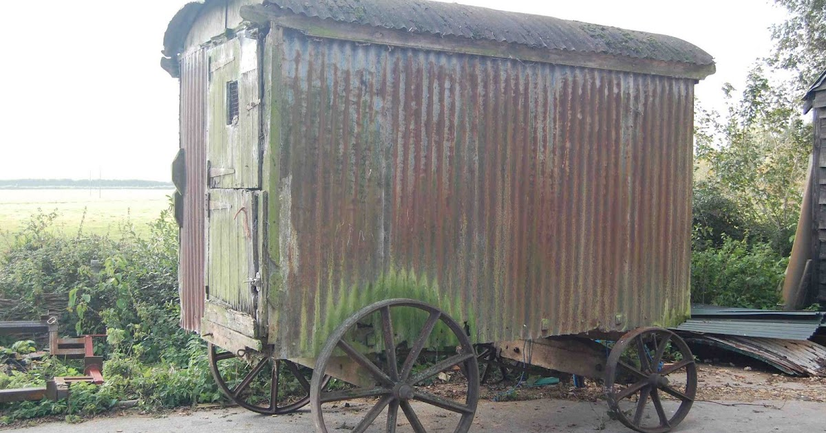 Shedworking Another Shepherd S Hut For Sale