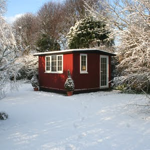 garden office pod brighton christmas sheds smart garden offices shedworking 2009